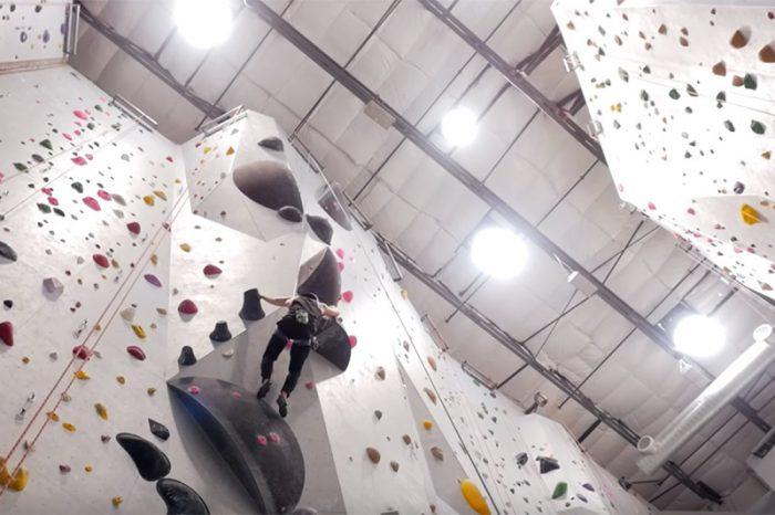 Solatube On The Scene: Mesa Rim Climbing Gym