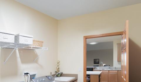 Laundry Room with 160DS