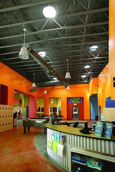 Linda Vista Teen Center