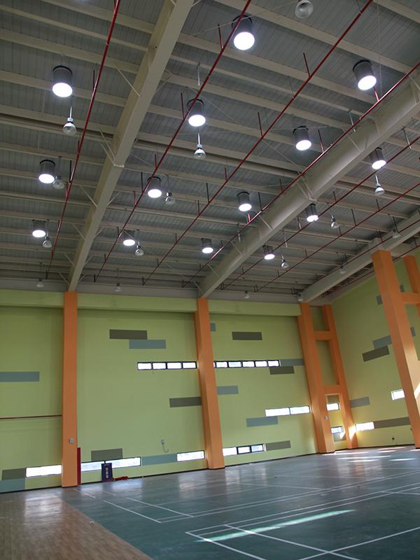 Gymnasium in China
