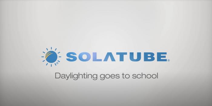 Solatube Goes To School