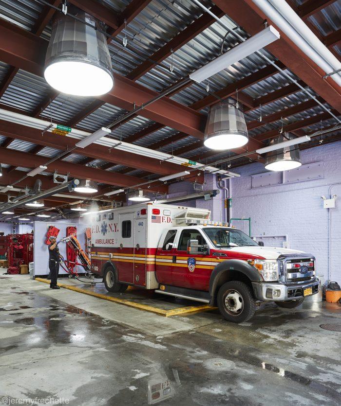 FDNY EMS 39 Brooklyn NY July 2019 291 Amplifier Ambulance Copy