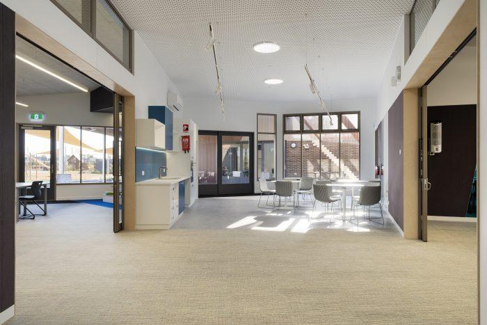 Echuca Twin Rivers Primary School Australia Entrance Adjusted