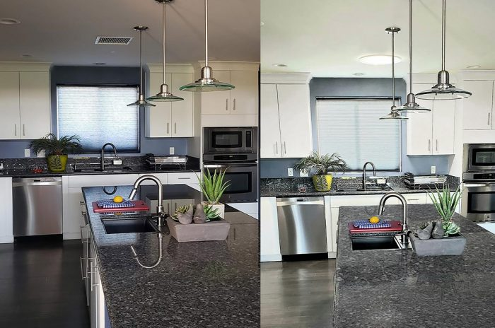 Kitchen Before After 2